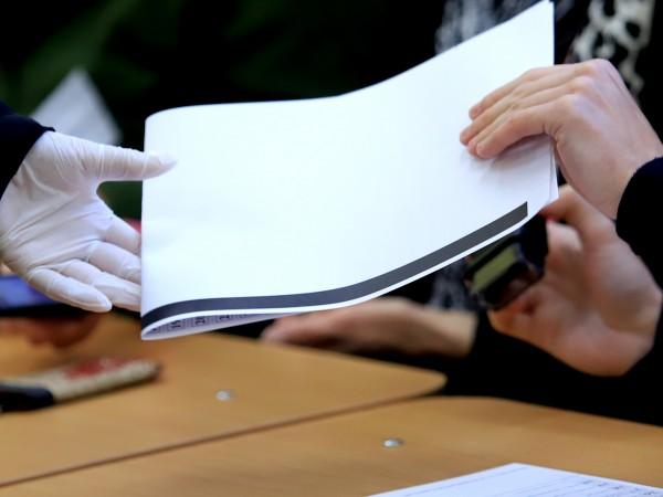 Разпределението на депутатските места в следващото 45-о Народно събрание вече