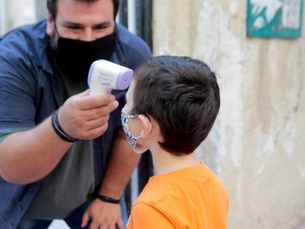 В Гърция от днес се предлага по един безплатен тест