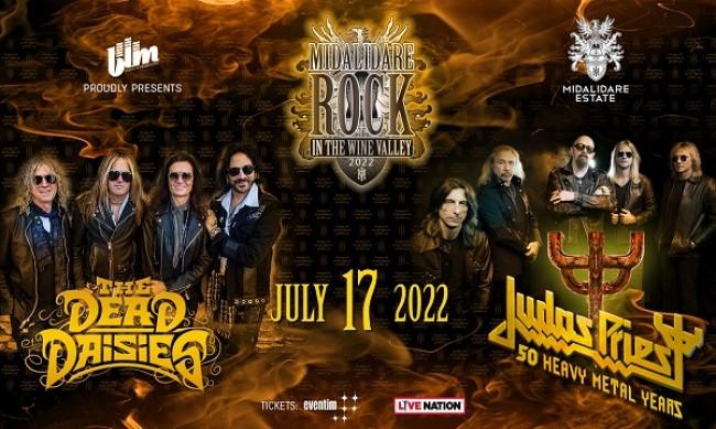 Заради пандемията: Judas Priest отлагат турнето си за 2022 г.
