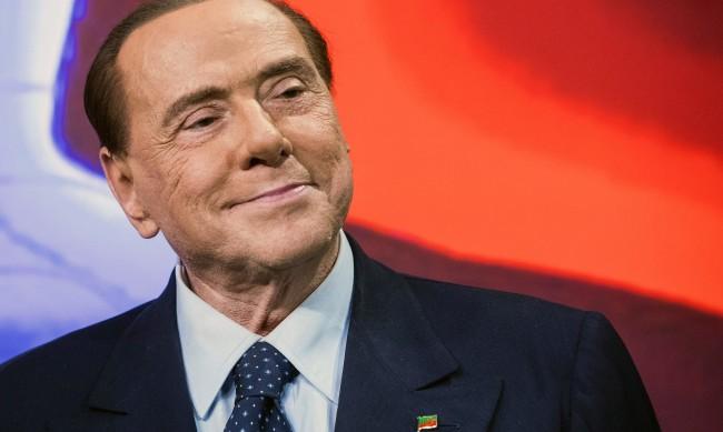 Силвио Берлускони отново е приет в болница