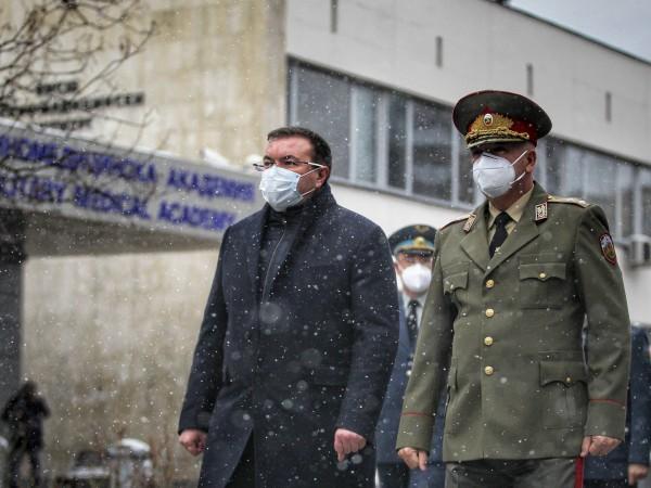 Снимка: Димитър Кьосемарлиев, Dnes.bgВ Световния ден на здравето медици от