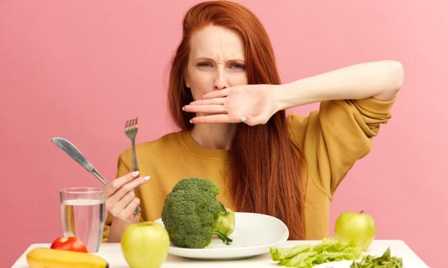 Бавен метаболизъм - внимавайте с калориите