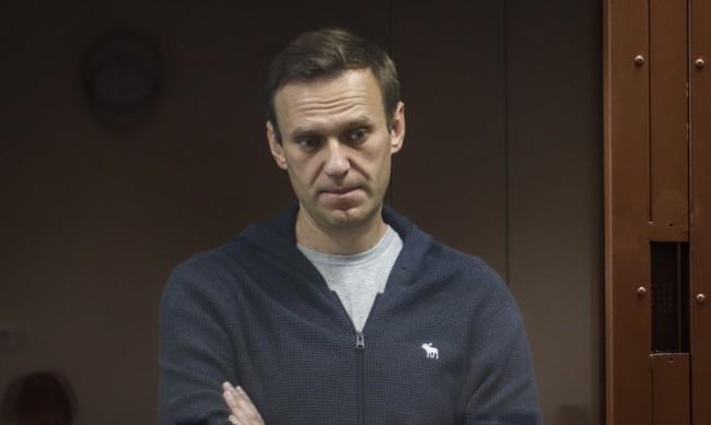 Алексей Навални има двойна херния