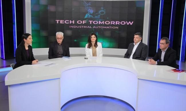 Експерти пред Tech of Tomorrow: Инженерните иновации ще са предимно от бизнеса