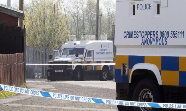 Протести и сблъсъци в Северна Ирландия след Брекзит