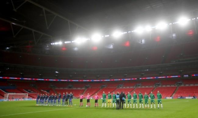 """Англия пуска 22 500 фенове на """"Уембли"""" за мачовете от Евро 2020"""