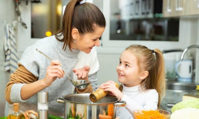7 начина, децата да заобичат полезните храни