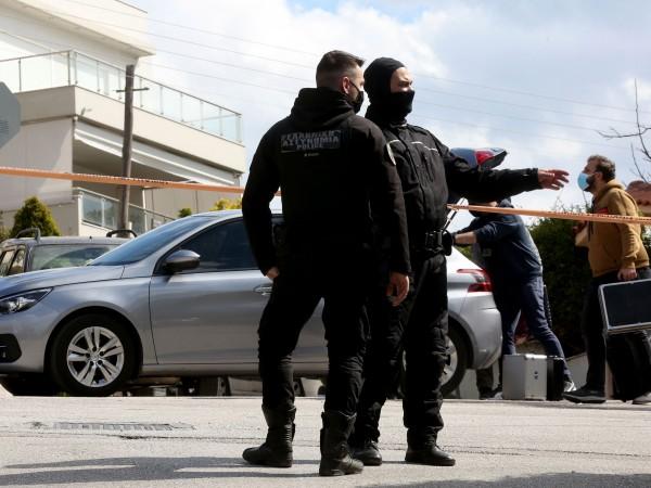 Известният гръцки разследващ журналист Йоргос Карайвас, който има над 30-години