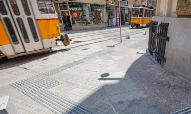Автобуси вместо трамвай №5: Започва ремонт по най-натоварената линия