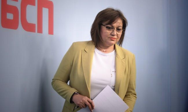 Нинова призна: БСП ще подкрепи кабинет на Слави Трифонов