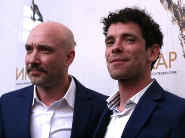 Известният актьор Захари Бахаров е станал продуцент на брат си