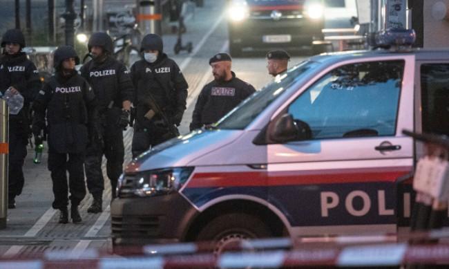 Арестуван е предполагаем съучастник на джихадиста от Виена