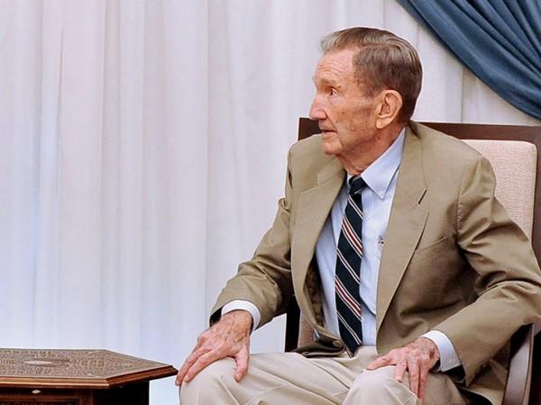 Бившият министър на правосъдието на САЩ Рамзи Кларк, който подкрепяше