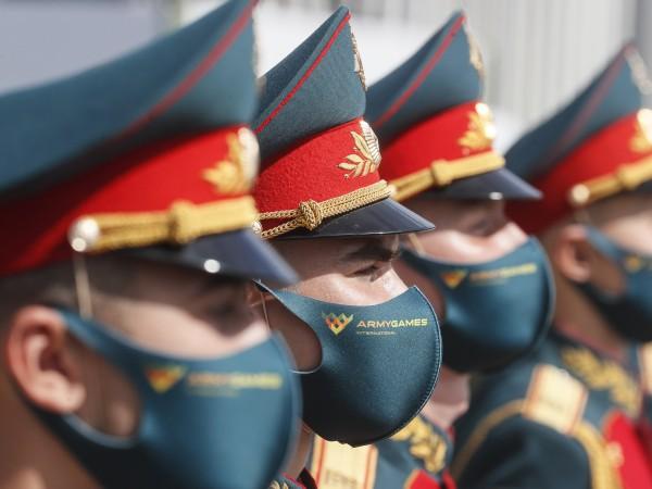 Министърът на отбраната на Германия Анегрет Крамп-Каренбауер призова официална Москва