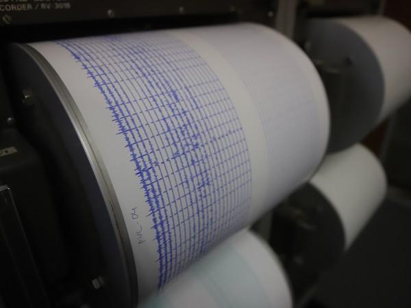 Земетресение с магнитуд 4,5 е регистрирано край бреговете на Гърция,