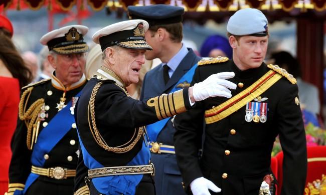 Принц Хари се връща за погребението на дядо си, но без Меган