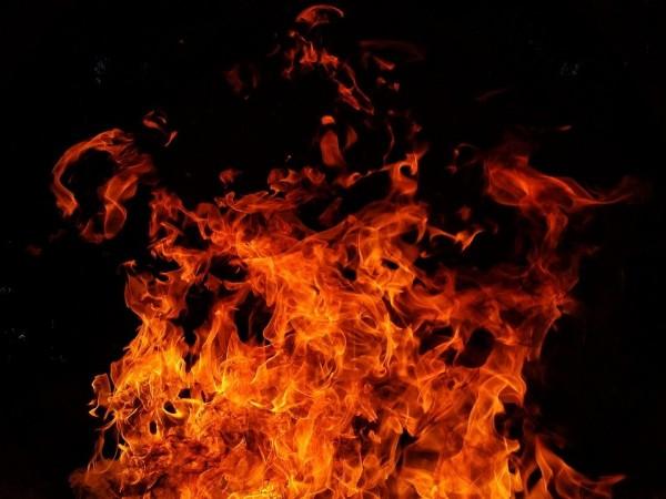 """Пожар е възникнал снощи в столичния жк """"Хиподрума"""". Сигнал за"""