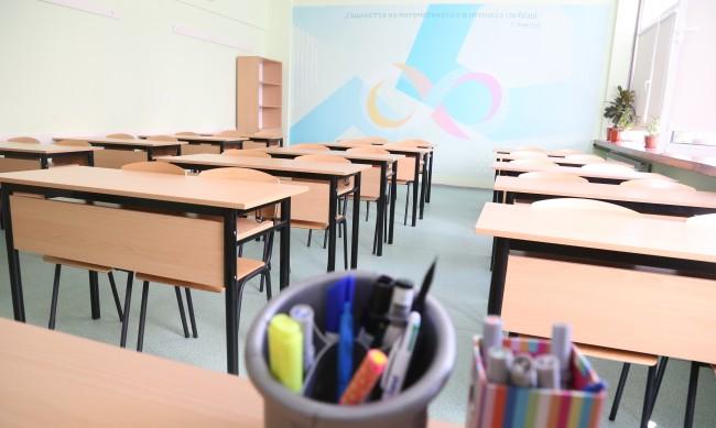 Училищата се подготвят, посрещат ученици от понеделник