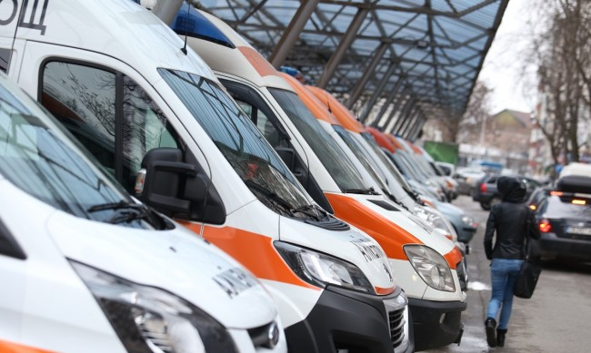 25-годишен загина в Пловдив, падна от 5-я етаж