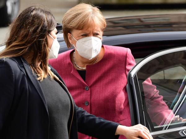 Германският канцлер Ангела Меркел има желание цяла Германия да бъде