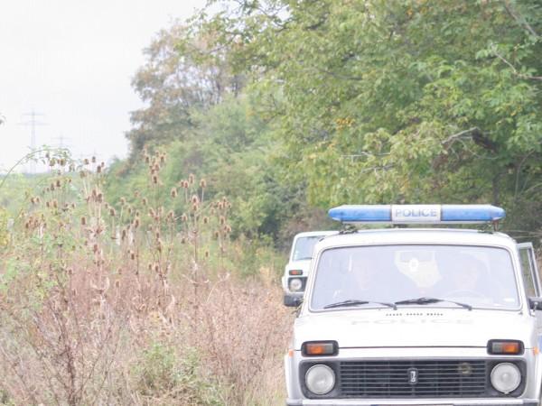 Убит елен е намерен в землището на разградското село Благоево,