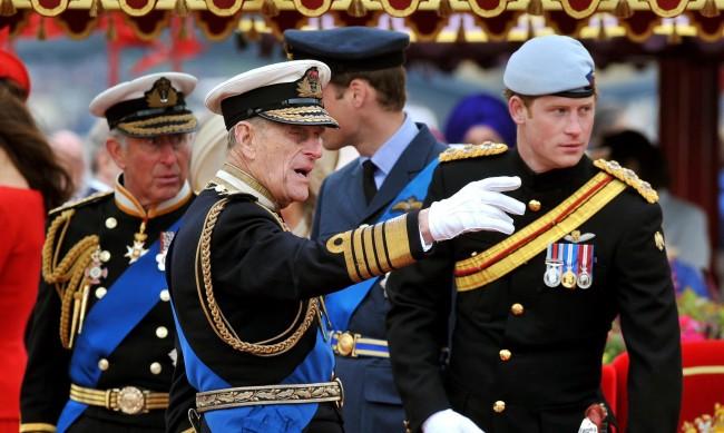 Принц Хари вече е у дома за погребението на принц Филип