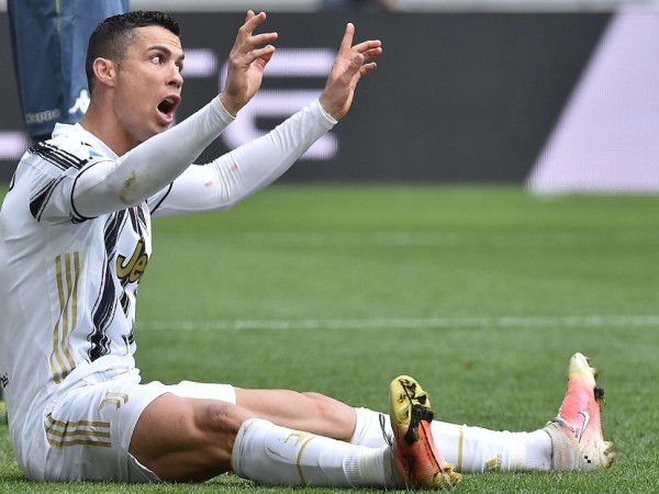 Голямата звезда на италианския шампион Ювентус – Кристиано Роналдо, е