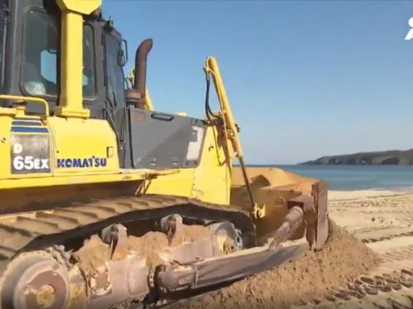 Пореден скандал с унищожени дюни по Черноморието. Жители на Созопол