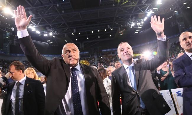 Борисов разговаря с Вебер: Ние сме алтернатива на популистите