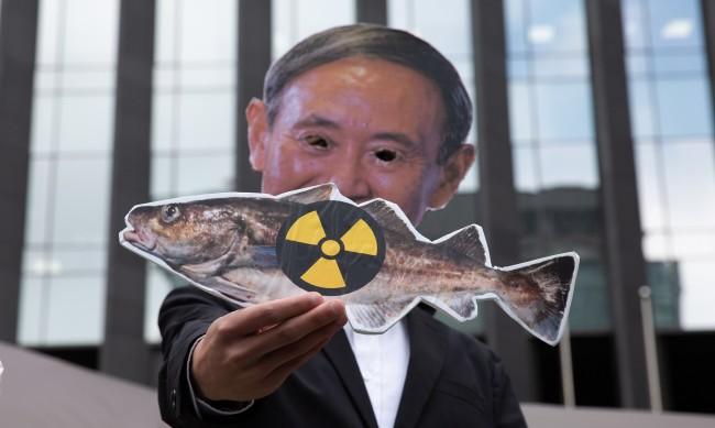 """Изливат в океана 1 млн. т радиоактивна вода от """"Фукушима"""""""