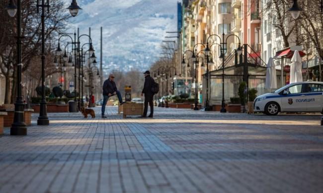COVID прогони хората от София, за пръв път населението ѝ намалява
