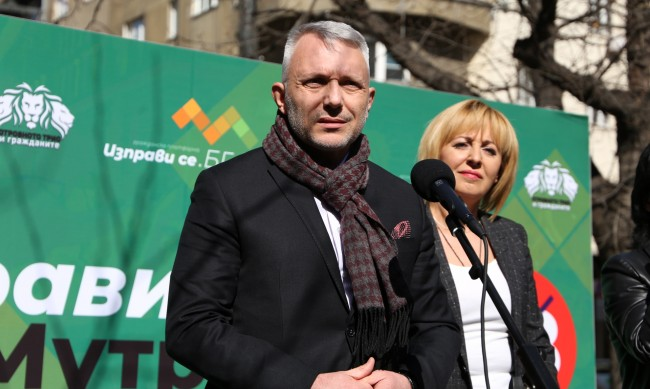 Хаджигенов: Слави ще предложи кабинет, има умни хора
