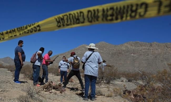 Мексико арестува 30 военни, свързани с изчезнали хора