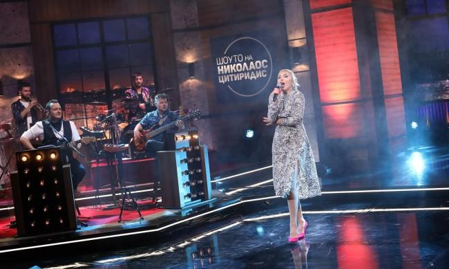 """Актрисата от """"Белези"""" Ирен Кривошиева направи музикален дебют и разказа за живота си в Америка"""