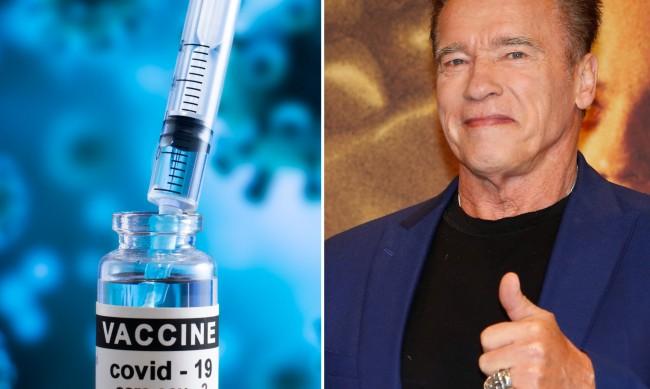 Арнолд Шварценегер, Самюъл Джаксън... Кои звезди насърчават ваксинацията?