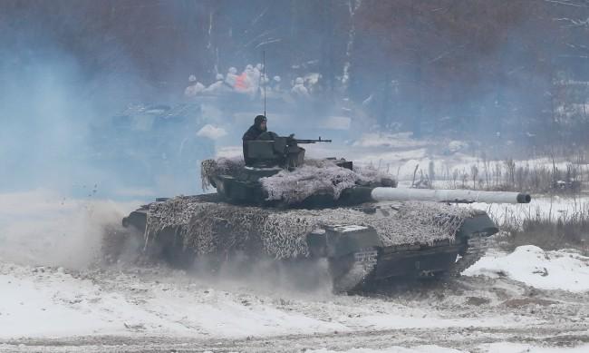 Подготвя ли се Русия да нахлуе в Украйна?