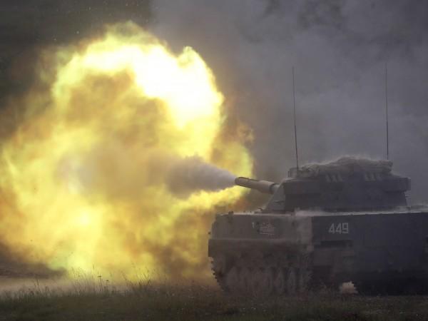 "Русия обяви днес, че ще проведе ""военни учения"" близо до"