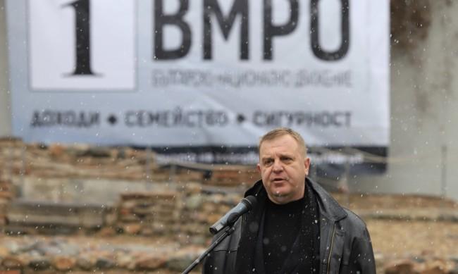 Каракачанов: Работихме упорито, оставяме добро наследство
