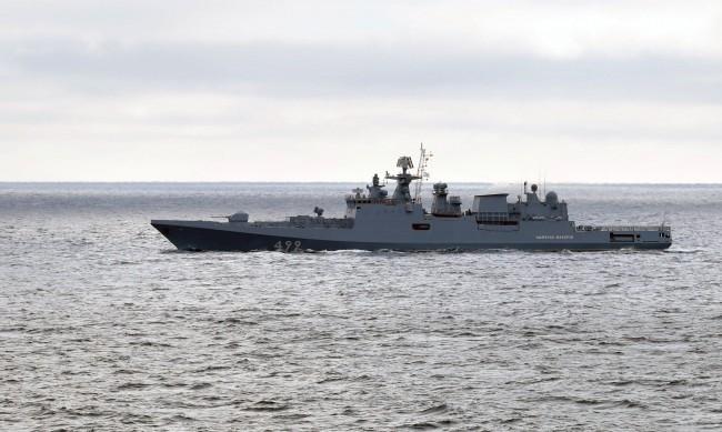 Русия започна военни учения в Черно море