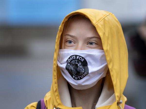 Шведската активистка Грета Тунберг е до голяма степен съвременното лице