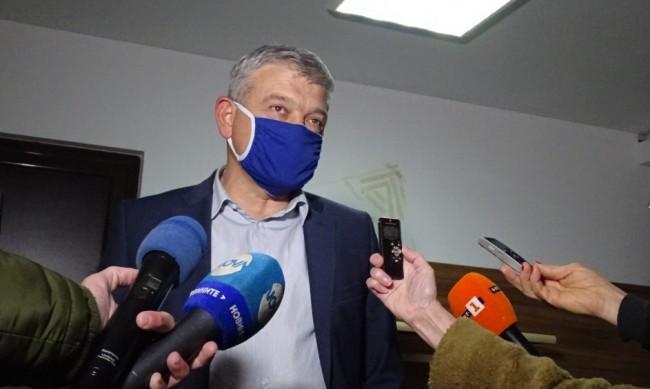 ВАС прекрати правомощията на кмета на Благоевград