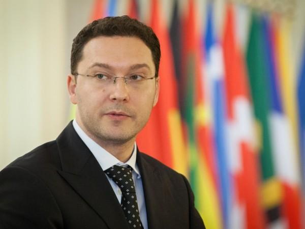 Кандидатът на ГЕРБ за премиер е Даниел Митов, съобщи лидерът