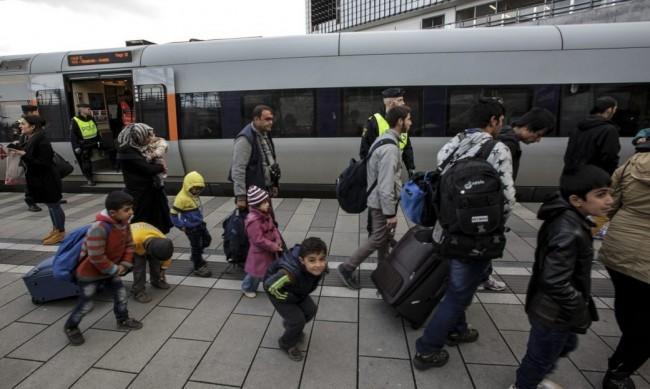 В Дания отнемат от сирийци разрешения за жителство