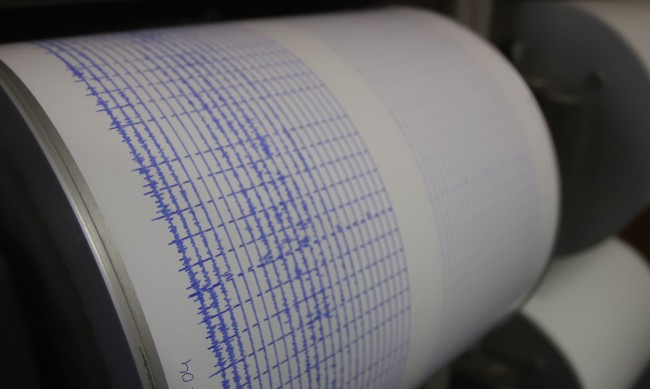 Две земетресения в Егейско море край Турция