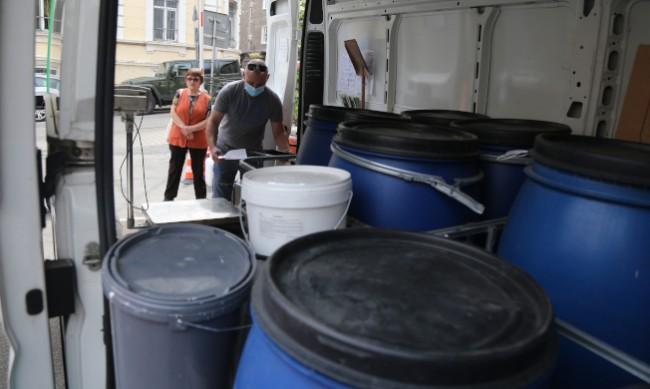 Кампания за разделно събиране на опасни отпадъци в Перник