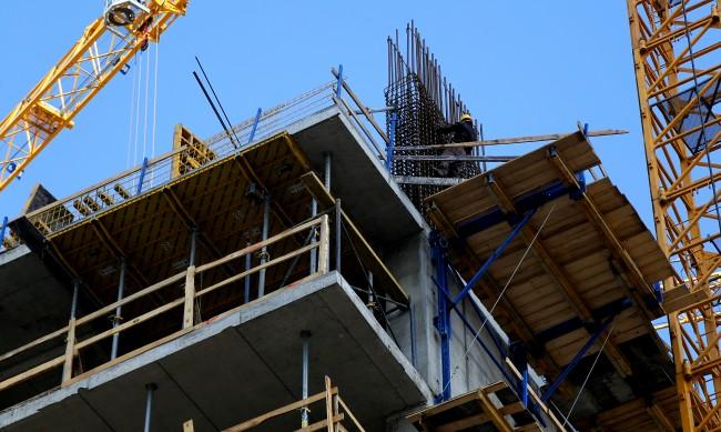 Над 30 акта са съставени на строителни обекти в София
