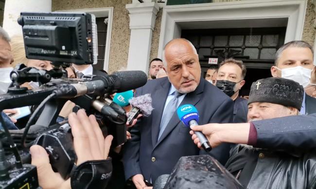 Бойко Борисов няма да е в парламента утре, излиза в отпуск