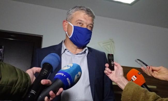 Бившият кмет на Благоевград: Съвестта ми е чиста
