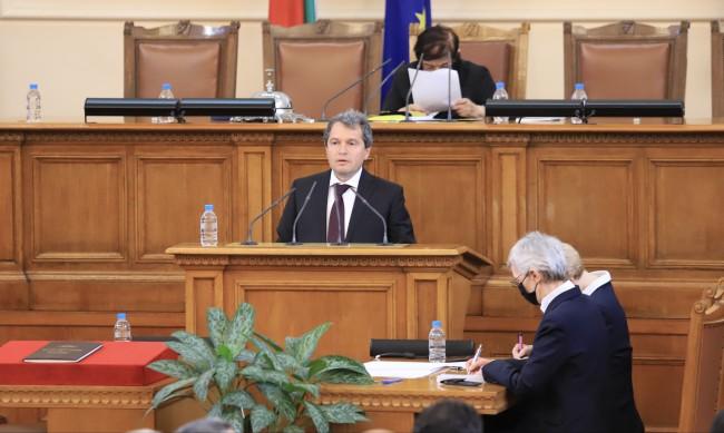 Тошко Йорданов: Искаме мажоритарен вот за следващите избори