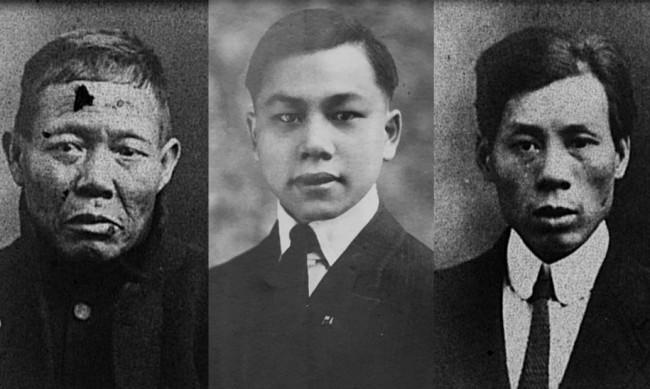 Какво се случва с шестимата оцелели китайци от Титаник?